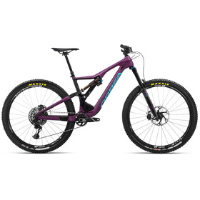 ORBEA Rallon M10 MTB Fully purple/black